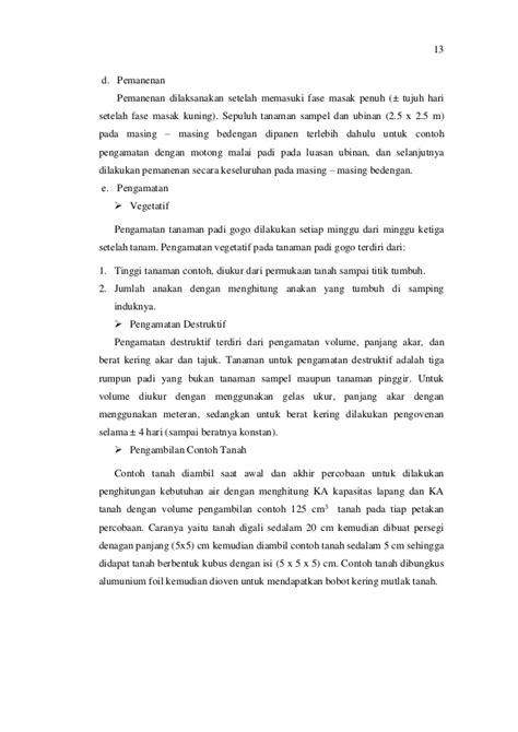 format laporan ipb laporan tpta tib program diploma ipb