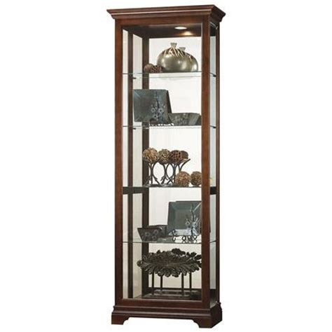cherry curio cabinets cheap beautiful cherry finish curio fireside furniture