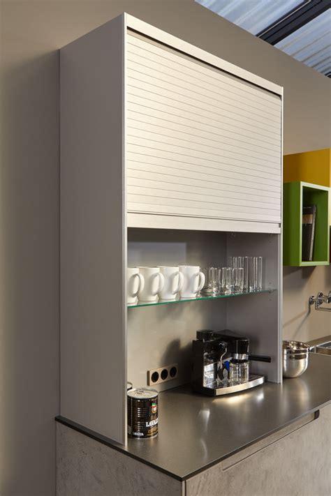 meuble à rideau pour cuisine cuisine 233 quip 233 e effet b 233 ton cir 233 par beeck