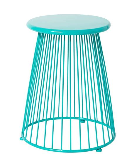Calypso Home Bar Stools by Calypso Wire Stool Turquoise Milk Sugar Furniture