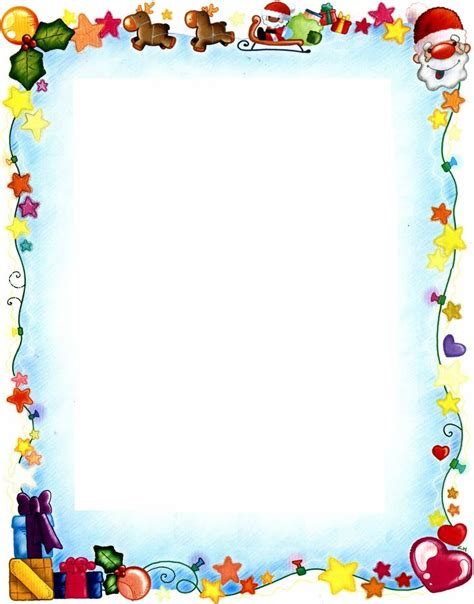 printable christmas paper frames 268 best borders frames christmas winter images on