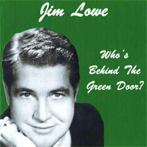Green Door Song Original Artist by Jim Lowe The Green Door Lyrics By Lyricsvault