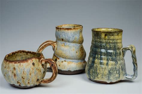 Handmade Cups - pinch cups mr deyo