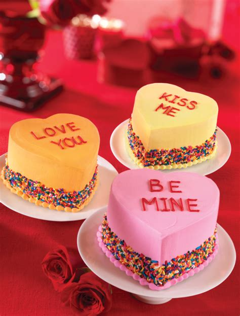 valentines cake baskin robbins s cakes are a must