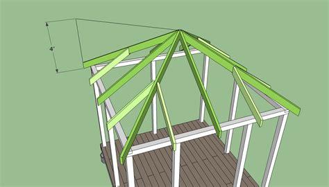 square gazebo plans free   DIY Free Plans   Coop, Shed