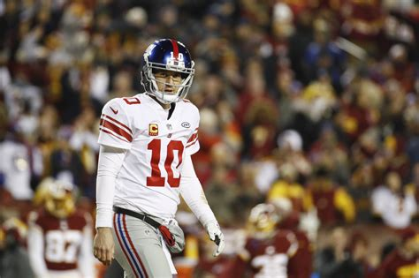 eli manning benched eli manning s benching another reminder of football s