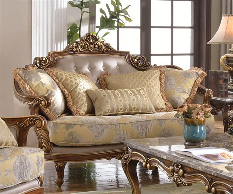 victorian sofa sets fontaine traditional living room set sofa love seat chair