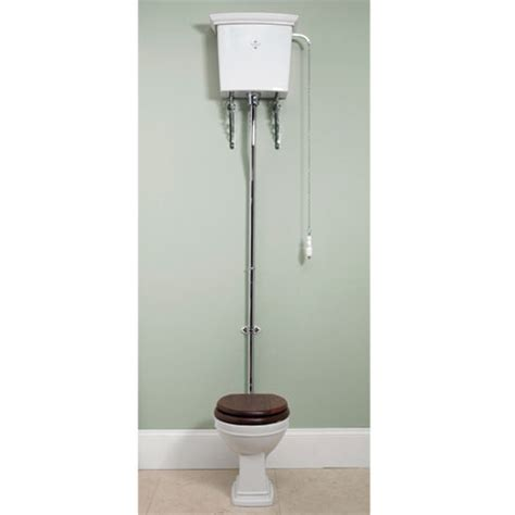 silverdale charlbury high level toilet from