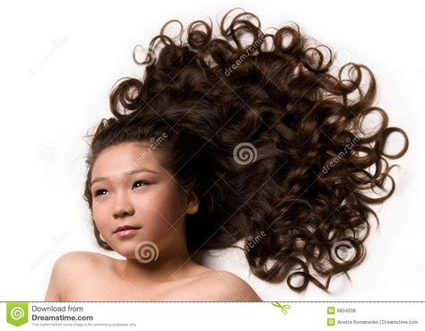long hair stock photos royalty free images vectors long hair royalty free stock photos image 6834208