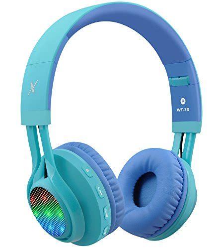 riwbox wt 7s bluetooth headphones led light up wireless
