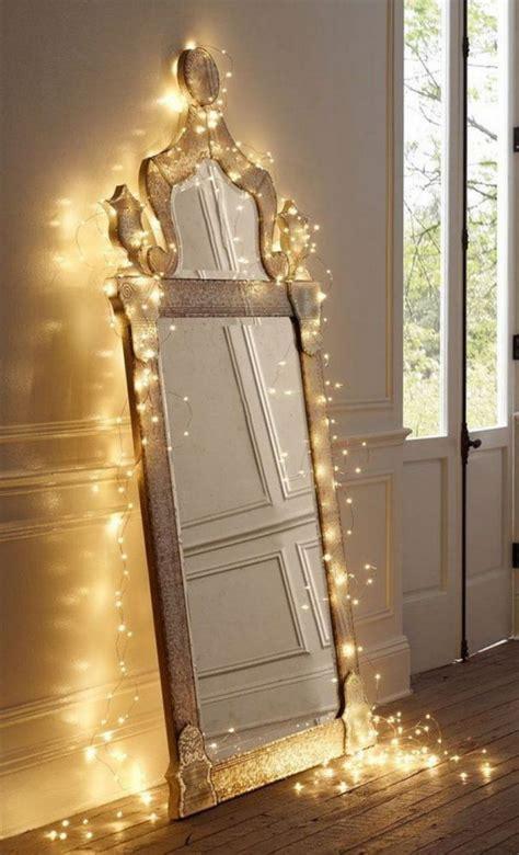 lights home decor eye catching christmas fairy lights decor ideas for