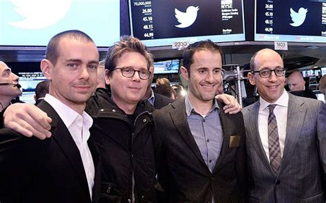 Founders Of Twitter | twitter completes 10 years here are 10 facts