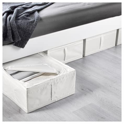 skubb ikea skubb storage case white 44x55x19 cm ikea