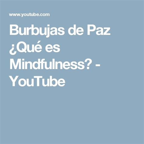 burbujas de paz pequeo 8415594968 17 best images about mindfulness on salud mindfulness and yoga for kids