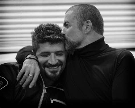 george michael s lover fadi fawaz cleared over singer s fadi fawaz denies being banned from attending george