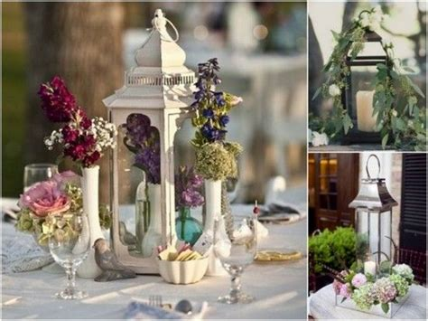 wedding lantern centerpiece wedding ideas