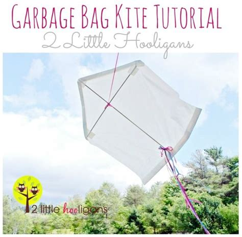 How To Make A Paper Bag Kite - 17 best images about the kite on floating