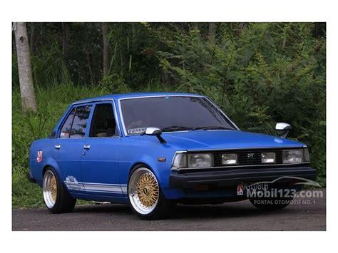 Corolla Dx 83 Toyota jual mobil toyota corolla 1983 1 3 di jawa timur manual