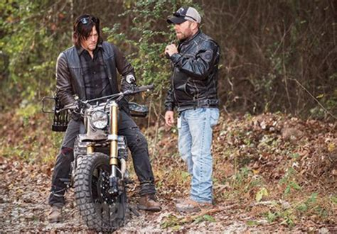 Amc Walking Dead Sweepstakes Car - specs on daryl s customized the walking dead motorcycle and win your own