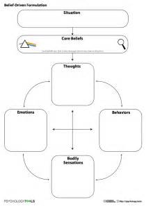 pictures on free cognitive behavioral therapy worksheets