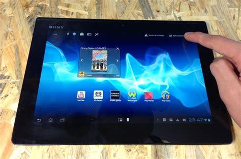 Bekas Tablet Sony Xperia S sony xperia tablet s an 225 lisis a fondo y experiencia de uso el androide libre