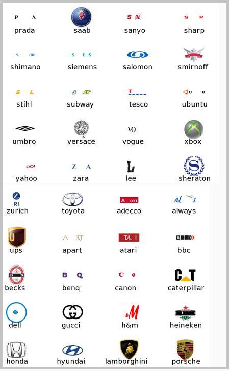 Auto Logo Quiz Lösung Level 11 soluciones 4 fotos 1 palabra solujuegos