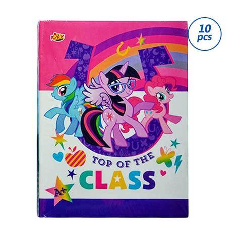 Buku Tulis College House jual kiky pony set buku tulis 10 buku 38 lembar harga kualitas terjamin