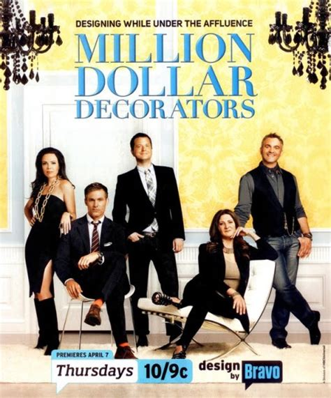 list of home design tv shows million dollar decorators i do windows