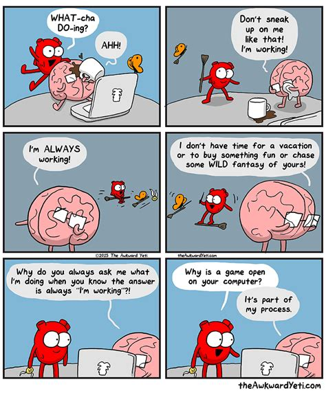the awkward yeti the heart and brain book hits shelves in two