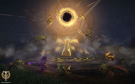 of god skyforge become а god in this aaa sci fi mmorpg
