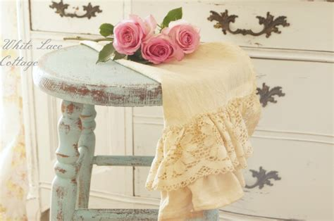 Lace Cottage by Hopes And Dreams White Lace Cottage