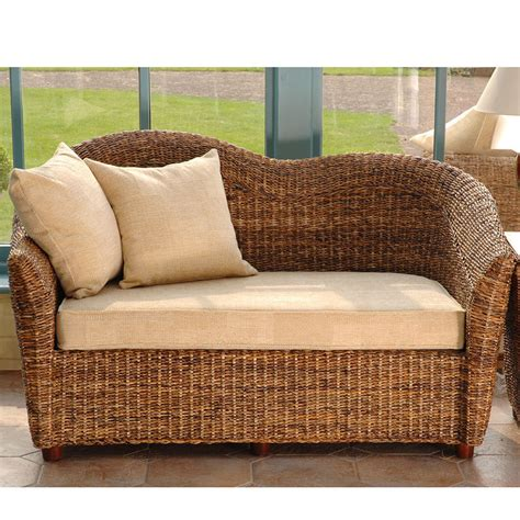 cane settee furniture cane conservatory furniture laluna sofa cane sofa candle