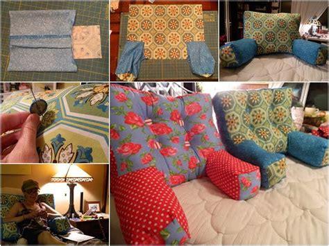armchair pillows creative ideas diy comfy armchair pillows