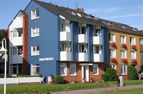 Haus Nickels Einzelzimmer Landseite Hotels