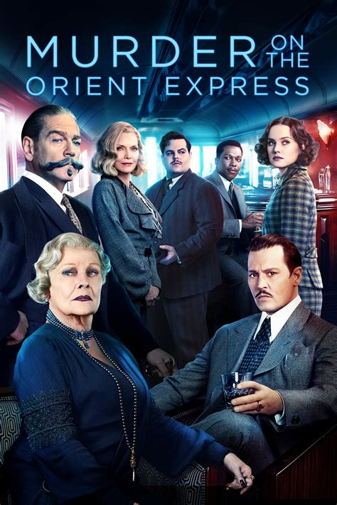 murder on the orient murder on the orient express 2017 posters the movie database tmdb