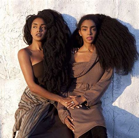 african twins hair bread style 30 super long natural hair long hairstyles 2017 long