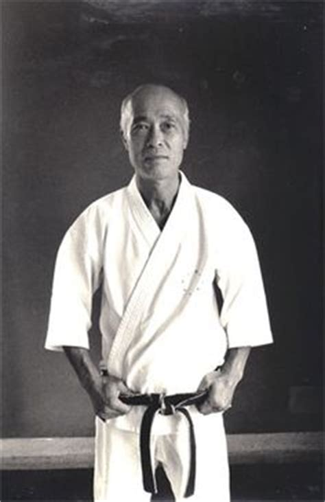 Tatsuo Suzuki Karate 1000 Images About Karate Wado On Karate