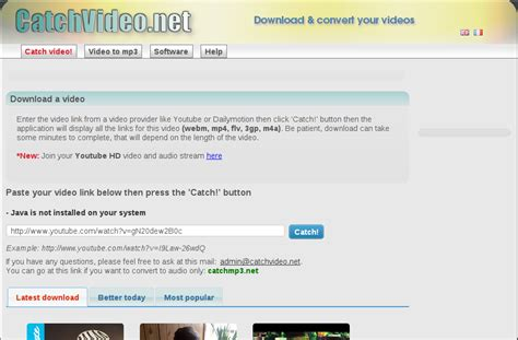 web untuk download mp3 dari youtube daftar situs website download video vid me dan youtube