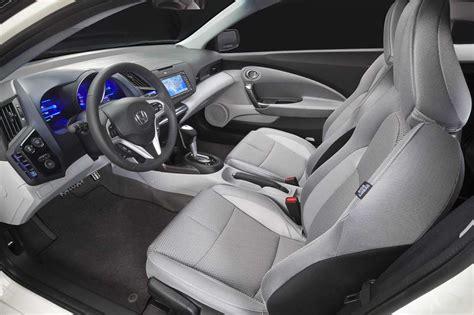 Honda Cr Z Hybrid Interior by Interieur Honda Cr Z Photo