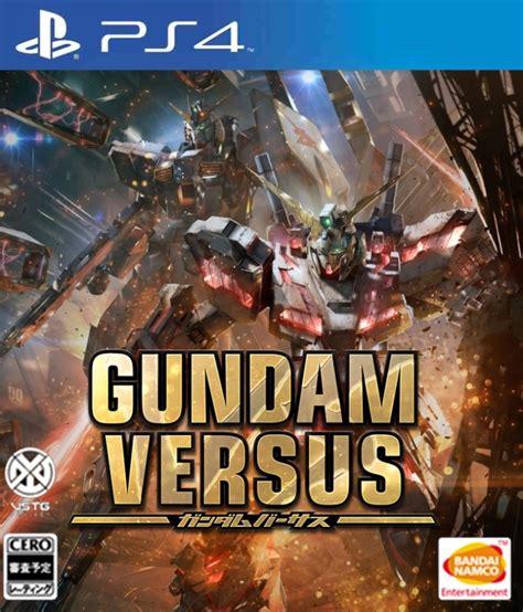 Ps4 Gundam Versus Reg 3 gundam versus for ps4 released key visuals for possible