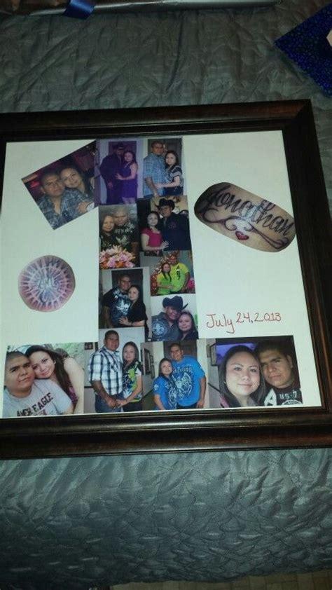 1 year anniversary gift ideas boyfriend my 1 yr anniversary gift to my boyfriend self pinterest