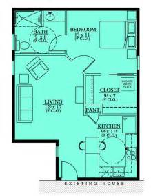 House Plans In Law Suite 654186 handicap accessible mother in law suite house