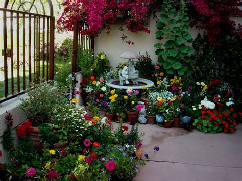 Patio Flower Garden Ideas by Smart Money Guide Other Balcony Gardens