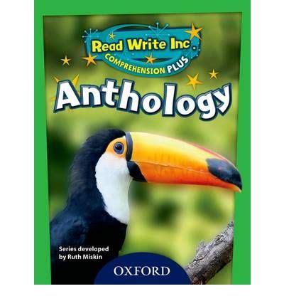 libro read write inc comprehension read write inc comprehension plus y6 anthology y6 janey pursglove 9780198469964