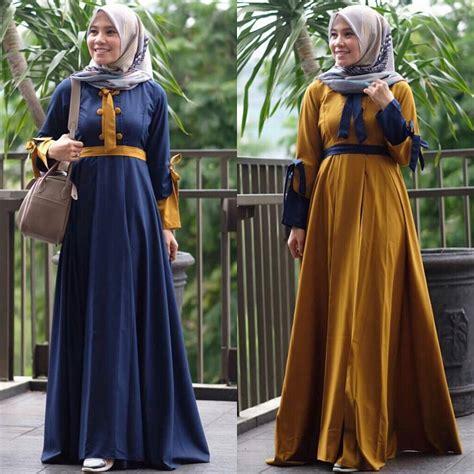 Baju Murah Pakaian Wanita Maxi Dress Harga Murah Dress grosir baju murah ghaida maxi grosir baju muslim pakaian