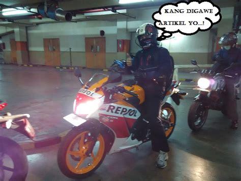 Helm Yamaha Fino Classic aripitstop 187 motor cbr150r pakai helm fino masker yamaha itulah iwb