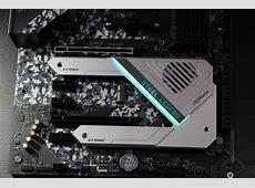 #Computex: ASRock X570 Steel Legend, Phantom Gaming 4 ... M.2 Pcie X16
