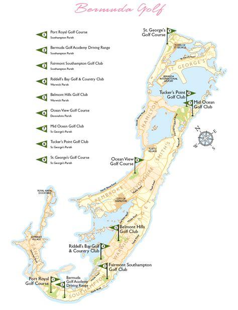 bermuda map printable map of bermuda images