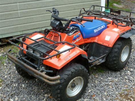 Suzuki Quadrunner 4x4 Suzuki 250 4x4 Vehiclefor Me 3