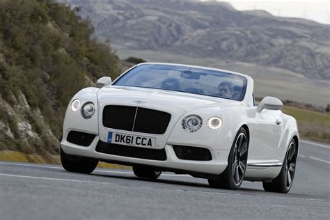 Bentley Continental Gtc V8 Makes Debut